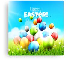 Happy Easter.. Canvas Print
