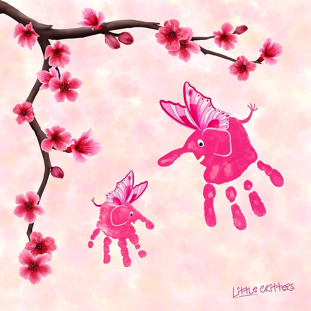 Cherry Blossom by Carol Heath