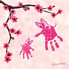 Cherry Blossom by Carol Heath