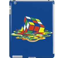 Rubiks Magic Cube in the Ocean Sea iPad Case/Skin