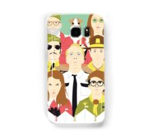 Time For Love And Adventure (Faces & Movies) Samsung Galaxy Case/Skin