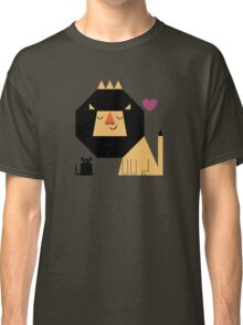 Love Lion Classic T-Shirt