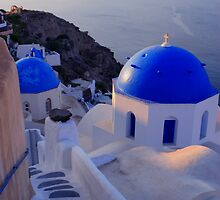 Greek Islands by Ravi6