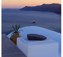 Greek Islands Photographic Print