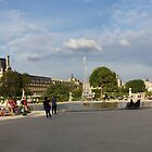 An afternoon in Paris by auto1646