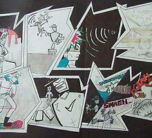 Comic Strip by Lottie-g