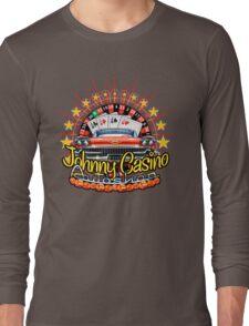 Johhny Casino Autoshop Long Sleeve T-Shirt