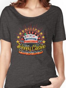 Johhny Casino Autoshop Women's Relaxed Fit T-Shirt