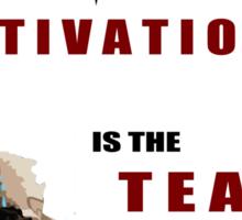 Batman, Bane, DC, Motivation Sticker