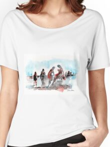 Girls at the Bar Women's Relaxed Fit T-Shirt
