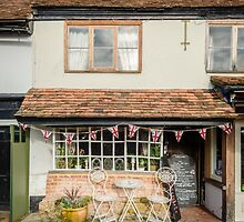 English Village Tea Rooms by Sue Martin