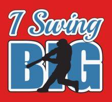 I swing big One Piece - Short Sleeve