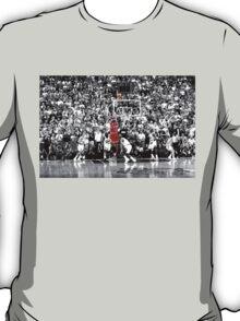 Micheal Jordan- Last Shot T-Shirt