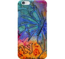 You CAN Fly... If Only You'll TRY iPhone Case/Skin