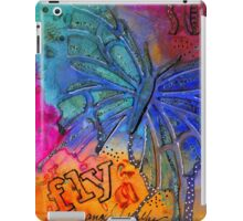 You CAN Fly... If Only You'll TRY iPad Case/Skin