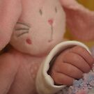 Five little fingers....... by Debbie Black