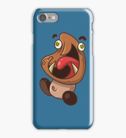 Excited Goomba iPhone Case/Skin