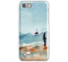 Cresting the Wave iPhone Case/Skin