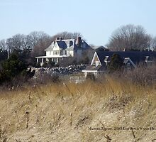 Watch Hill, Rhode Island - East Beach by Maureen Zaharie