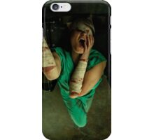 There's Someone In My Head iPhone Case/Skin