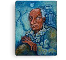 Don Fernando - my father Canvas Print