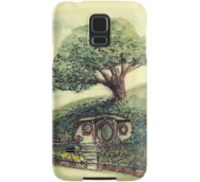 Bag End - A Hobbit's Home Underthehill. Samsung Galaxy Case/Skin