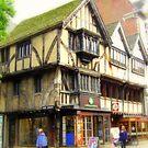 Ye Olde Shoppe by karenlynda