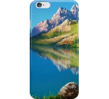 North America Landscape iPhone Case/Skin