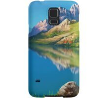 North America Landscape Samsung Galaxy Case/Skin