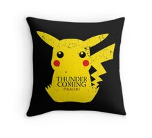 House Pikachu Throw Pillow