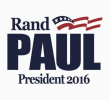 Rand Paul 2016 by Paducah