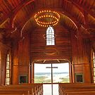 Chapel of the Ozarks by Steve Hunter