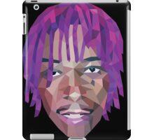 Wiz Khalifa Purp Lowpoly iPad Case/Skin