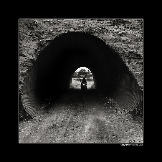 """""""Tunnel Vision"""" by Don Bailey"""