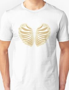 Heart Shaped Rib Cage T-Shirt