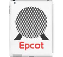 Spaceship Earth (The Epcot Ball) - Transparent iPad Case/Skin