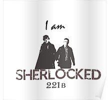 Sherlocked! Poster