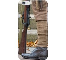 Off to the great war iPhone Case/Skin