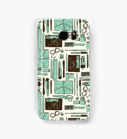 Artist's tools of trade Samsung Galaxy Case/Skin