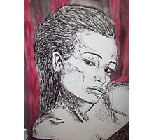 Woman Photographic Print