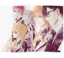 All the guys love you ~Nameless Poster