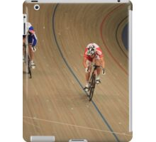 pursuit Cycling  iPad Case/Skin