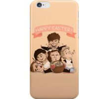 Happy OT5 Easter iPhone Case/Skin