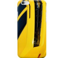 Chevrolet Camaro iPhone Case/Skin