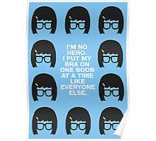 Tina Belcher Poster