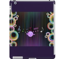 MoonDreams Music Abstract Color   iPad Case/Skin