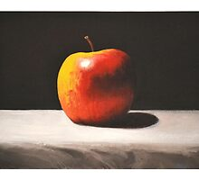 Apple Still Life by Steve Driver