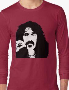 Frank Zappa T-Shirt Long Sleeve T-Shirt