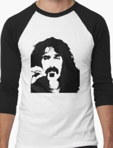 Frank Zappa T-Shirt Men's Baseball ¾ T-Shirt