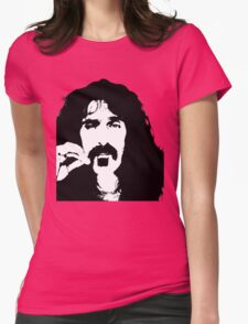 Frank Zappa T-Shirt Womens Fitted T-Shirt